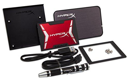 HyperX Savage SSD SHSS3B7A/960G - Disco Duro sólido Interno (960GB ...