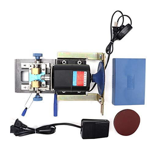 Cheapest Price! Jewelry Drilling Machine, Full Set Jade Pearl Stepless Drilling Holing Machine Drill...