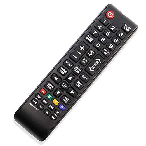 BN59-01189A Telecomando di ricambio - VINABTY BN5901189A Telecomando per Samsung T24E390 T27D590 V32F390FEI V32F390 LT22D390EX/EN LT22E390EW/EN LT24D390EW/EN LT24D390EX/XE LT24D590EW/EN LV32F390FEIXEN