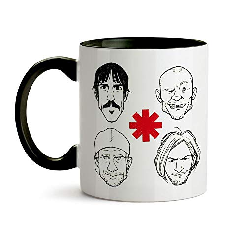 Caneca Red Hot Chili Peppers 03