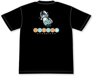 ゆるキャン△ 【きゃらいど】 リンのバイキャン バックプリントTシャツ Lサイズ