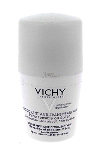 Vichy Desodorante Antitranspirante 48 horas Pieles sensibles
