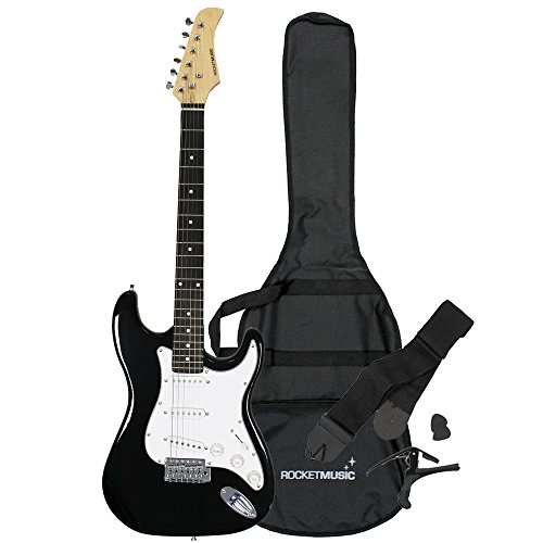 Rocket 3rd Avenue Rocket Series Full Size Electric Guitar...