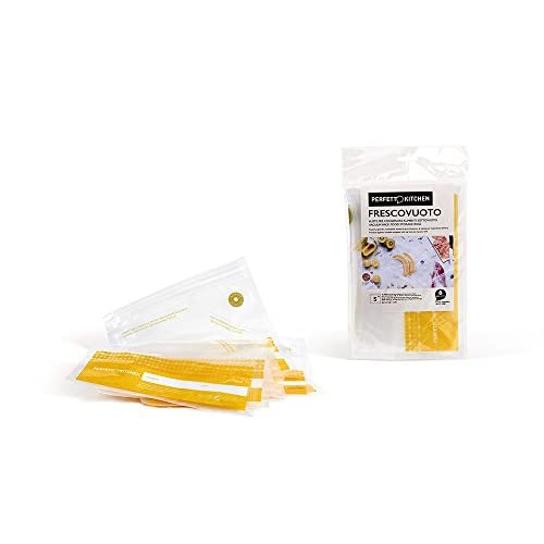 Perfetto Kitchen - 29002 - BUSTA SOTTOVUOTO FRIGO coll. Frescovuoto cm 23x21 - S - confezione 6 pezzi