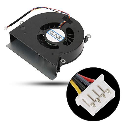 DC 12V 0.65A Ventola di Raffreddamento della CPU Master Cooling Air Cooler, connettore a 4 Pin per MS-16L1 MS-16L2 MSI GT62VR Serie MSI GT62VR 6RE MSI GT62VR 7RE MSI GT62VR Dominator PRO