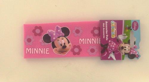 Minnie Mouse Haarband 306239 Haargummi Haarschmuck Haarspange Haarzopf / Kinderschmuck