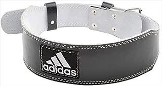 adidas (アディダス) レザー ウエイトリフティング ベルト XL ADGB12236 1705
