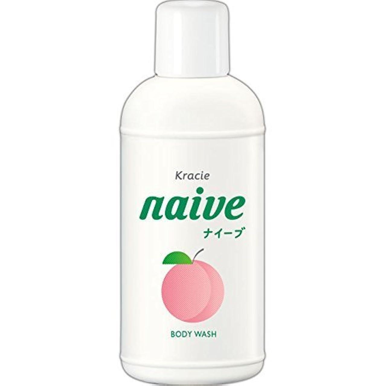 定期的にアリ嫌がる【クラシエ】ナイーブ ボディソープ 桃の葉 80ml ×10個セット