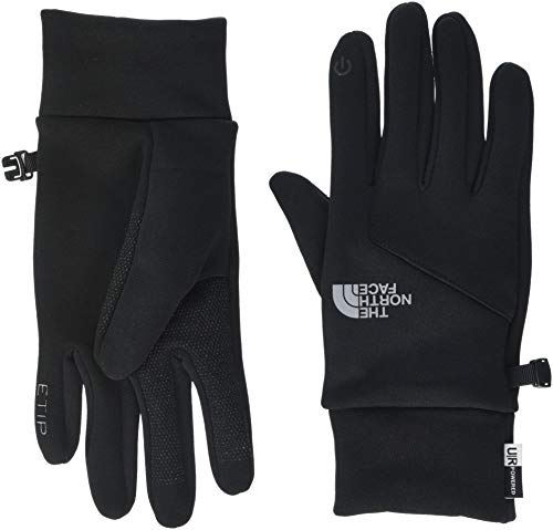 The North Face Ascentials TNF Guantes, Mujer, Negro (Tnf Black), XS