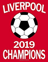 Liverpool 2019 Champions: European Football Soccer Champs of 2019