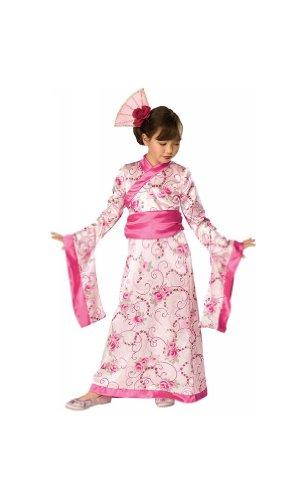 Asian Princess Child Costume - Medium (8-10)