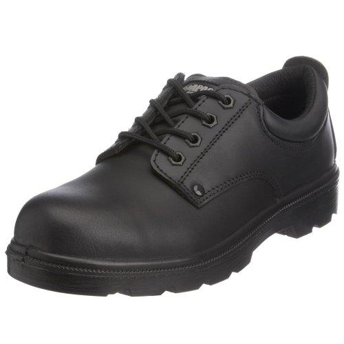 Sterling Safetywear Apache ap306 size 9, Herren Halbschuhe, schwarz, 43 EU / 9 UK