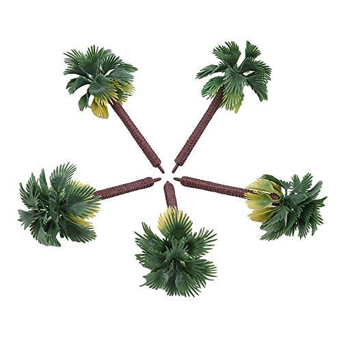 ZEXIN Mini Plant Garden Rainforest Decoration Miniature Landscape Artificial...