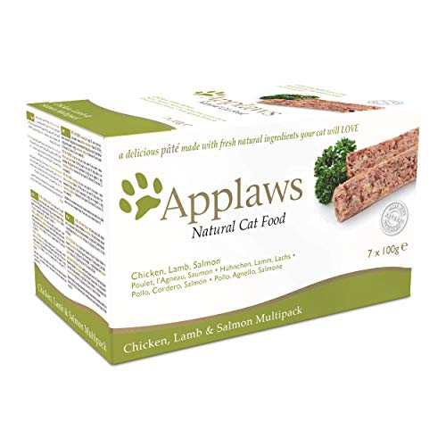 Applaws - Paté para Gatos (7 x 100 g)