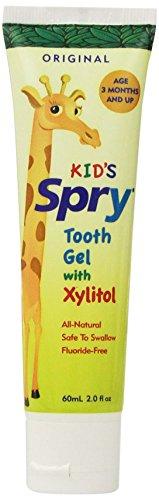 Xlear Spry Tooth Gel Original Flavor (Pack of 1)