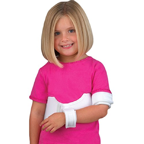 FLA Orthopedics Infant & Pediatric Elastic Shoulder Immobilizer Pediatric
