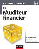 La boite à outils de l'auditeur financier de Sylvain Boccon-Gibod