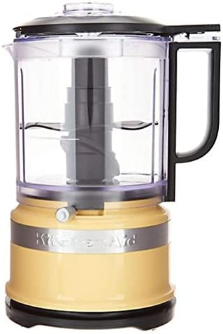 2021 KitchenAid outlet online sale online KFC0516MY 5 Cup Whisking Accessory Food Chopper, Majestic Yellow (Renewed) CERTIFIED REFURBISHED outlet online sale