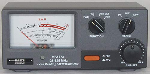 MFJ-873 125-525 MHz Grandmaster SWR Mt. Buy it now for 104.95