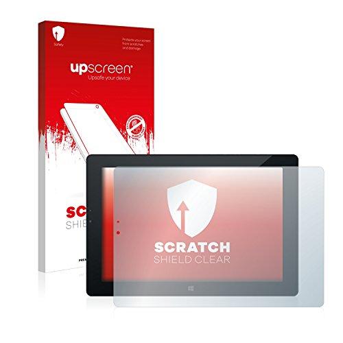 upscreen Schutzfolie kompatibel mit Odys Winpad V10 – Kristallklar, Kratzschutz, Anti-Fingerprint