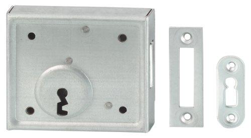ABUS Aufschraubschloss ASS mit Buntbartschlüssel, 21513