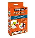 Cléopâtre - COL15x6 - Color'Resin - Colorant Résines - Assortiment de couleurs - Boîte de 6 x 15g