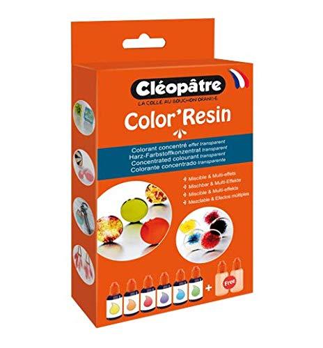 Cléopâtre Pigment colorant Color/'Resin Violet
