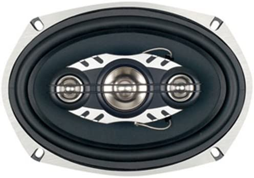 BOSS Audio Systems LA694 Outcast 6 Recommendation Inch Speaker 9 w Max 74% OFF 4-Way x