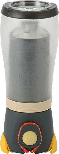 UCO Unisex Hyak Laterne und Taschenlampe, Schwarz