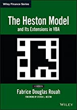 The Heston Model and Its Extensions in VBA (Wiley Finance)