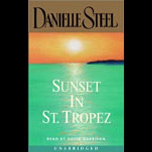 Sunset in St. Tropez audiobook cover art