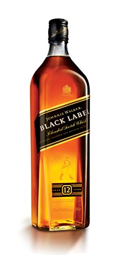 Whisky Johnnie Walker Black Label, 1L