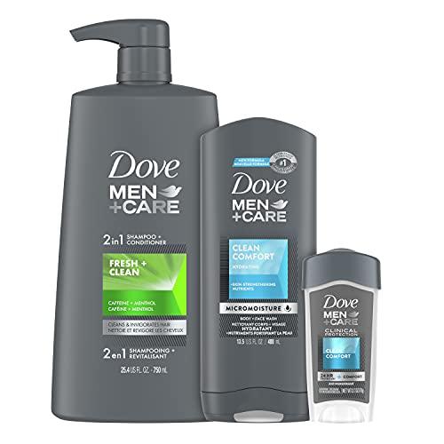 Dove Men+Care Hair + Skin Care Regi…