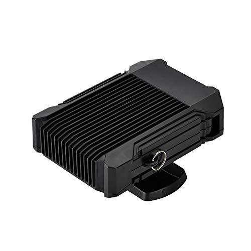 CMmin Tragbare Elektrische Einstellbare Thermostat-Lüfte Raumheizung Schnellheizheizung Tragbare Auto Mini Defogger 12V Auto Autoversorgungen for Wohnzimmer Bürogarage