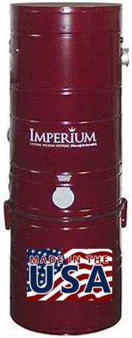 Imperium CV3800 Special price Filtered Jacksonville Mall Cyclonic Vacuum Unit Central Power