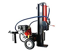 The Best 45 Ton Log Splitter On The Market