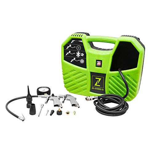 Zipper ZI-COM2-8 Kompressoren, 450x147x348