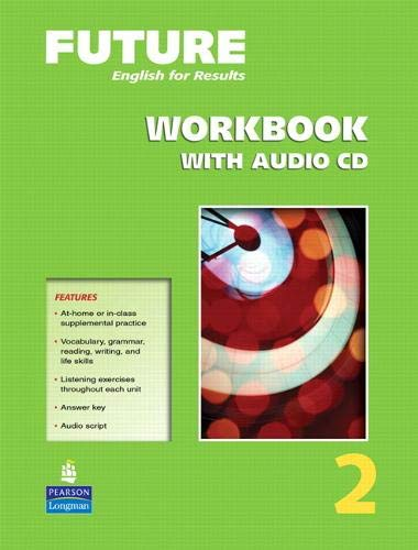 Future: English for Results, Level 2 - Workbook (Book & CD)