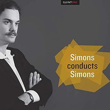 Simons Conducts Simons (Live)