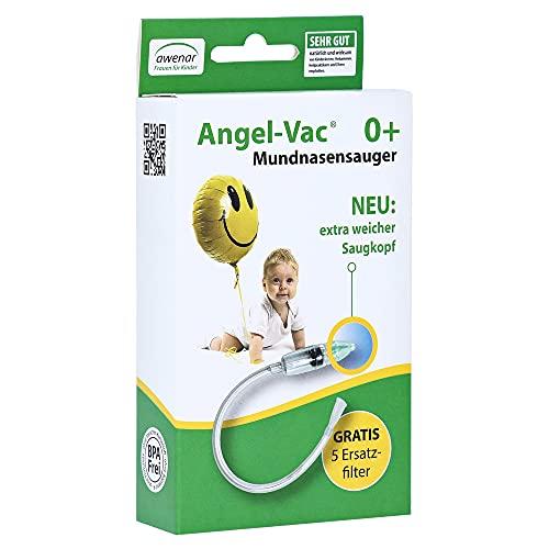 Angel VAC Mundnasensauger m.Reinigungsbürste
