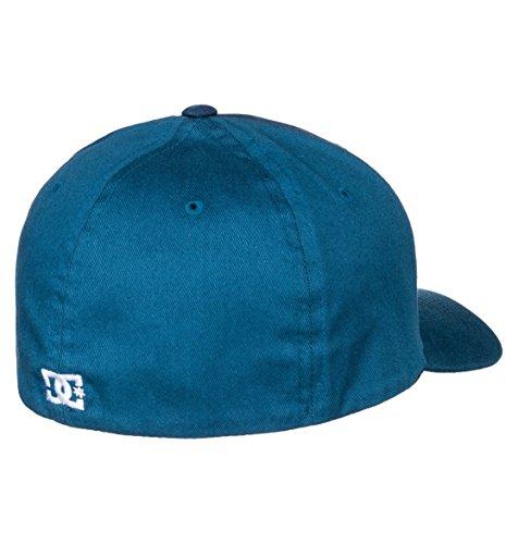 DC Shoes Men's Cap Star 2 M Hats Btl0 Visor, Blue-Bleu (Blue Iris), X-Large