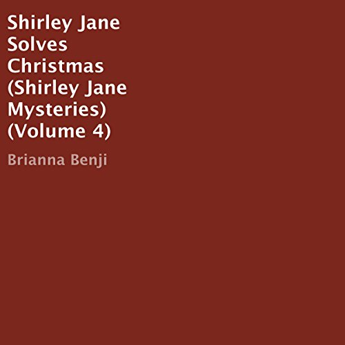 Shirley Jane Solves Christmas audiobook cover art