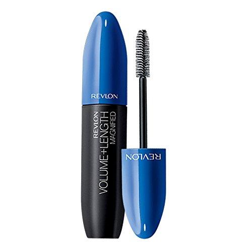 Revlon Volume + Length Magnified Mascara - Waterproof, Blackest Black, 0.28 fl oz by Revlon
