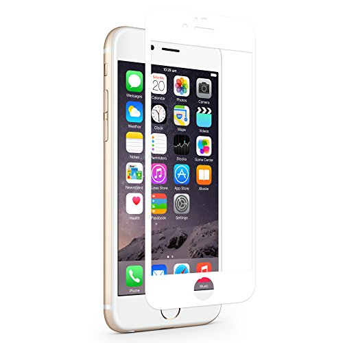 Moshi iVisor Anti-Glare Screen Protector for iPhone 6 - White/Clear