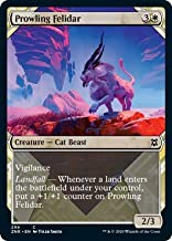 Magic: The Gathering - Prowling Felidar - Showcase - Zendikar Rising