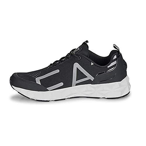 Emporio Armani EA7 Ultimate C2 Kombat U Sneakers Uomini Nero - 43 1/3 - Sneakers Basse