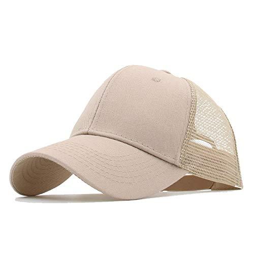 Baseballkappe Sommer Baseball Caps Herren Damen Kappe Männlich Snapback Hut Dad Hat Atmungsaktive Mesh Unisex 10