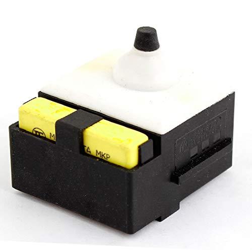 New Lon0167 SPST Electric Destacados Tool Switch AC eficacia confiable 250V 8A Para Dewalt 125 Amoladora angular(id:ee7 d9 0c 559)