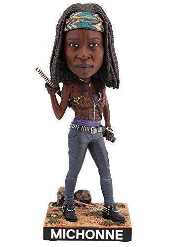 Royal Bobbles - Wackelkopffigur Michonne aus The Walking Dead