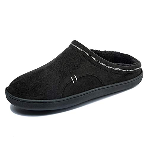 [Ducan] サンダル 冬 ルームシューズ メンズ 防寒 スリッパ 室内履き クロッグ 滑り止め 洗濯可 サボサンダル 来客用 人気 男性4色
